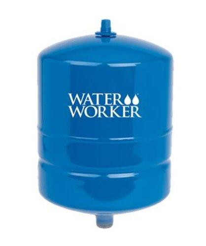 WaterWorker HT-4B Water Worker Vertical Pre-Charged Well Tank, 4 Gal, 3/4 In Mnpt, 100 Psi, Steel, 4 Gallon