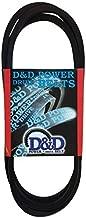 D&D PowerDrive 4L310 Napa Automotive Replacement Belt