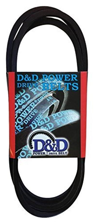 D&D PowerDrive 754-0349 MTD/Cub Cadet 954-0349 Rotary 5112 Replacement Belt, 1/2