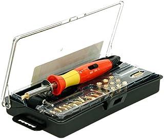 comprar comparacion ECD Germany Set de Pirograbadores 24 piezas Pirograbador de madera con puntas intercambiables