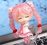 GKLHC Versión Q de Clay Hatsune Miku Sakura Hatsune Anime Girl Figura Hatsune Miku Figura Anime Figura Barato Anime...