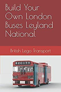 Build Your Own London Buses Leyland National (British Lego Transport)