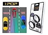 AutoSun® Geniune Adjustable Car Blind Spot Convex Side Rear View Mirror