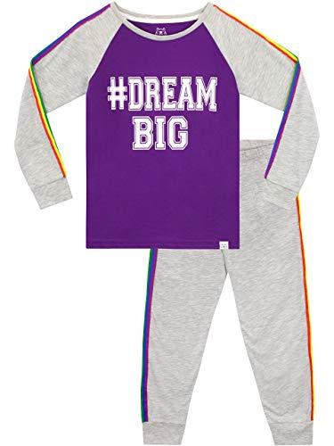 Harry Bear Mädchen Dream Big Schlafanzug Violett 140