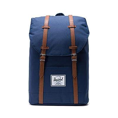 Herschel Retreat Backpack, Navy, Classic 19.5L,10066-00007-OS from Herschel Luggage child code