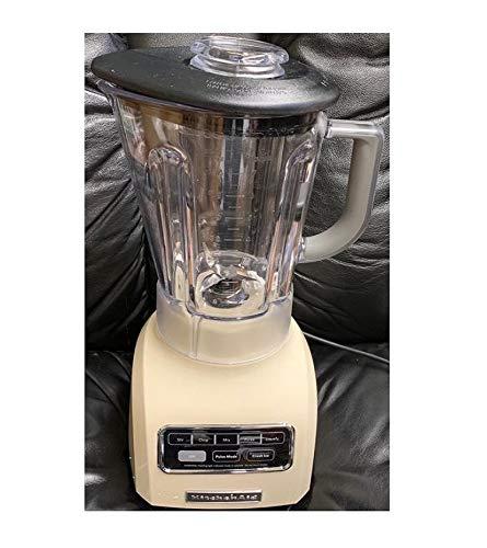 KitchenAid KSB655QAC 5-Speed Blender 56-Ounce BPA-Free Pitcher (Almond Cream Beige)