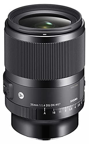 シグマ,35mmF1.4DGDNSEマウント用,ブラック