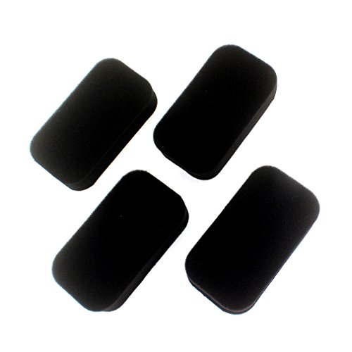 AISEN Pack of 4 Foam AIR Filter for 17211-ZE1-000 Honda GX160 GX200 Generator Engines