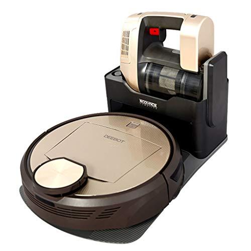 Máquina de humedecer Aspiradora Inteligente automática doméstica Robot de Barrido Barredora eléctrica Ultrafina Lavado/Limpieza / trapear Servicio Integrado Aspiradoras y Cuidado del Suelo