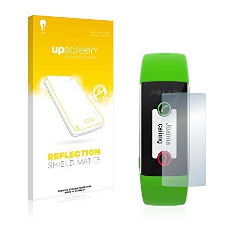 upscreen Entspiegelungs-Schutzfolie kompatibel mit Polar A360 – Anti-Reflex Bildschirmschutz-Folie Matt