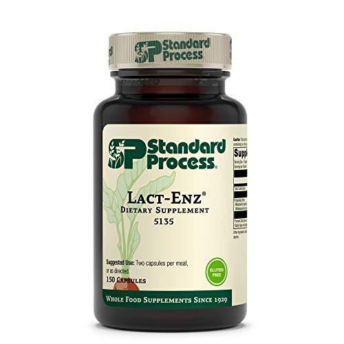 Standard Process - Lact-ENZ - 150 Capsules