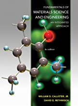 Fundamentals of Materials Science and Engineering: An Integrated Approach 4e + WileyPLUS Registration Card