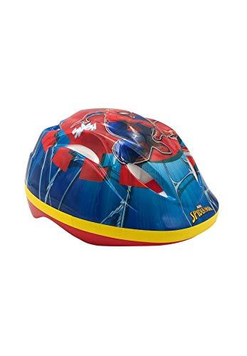 Marvel's Spider-Man Kinder Fahrrad-Helm Deluxe Gr. 51-55 cm
