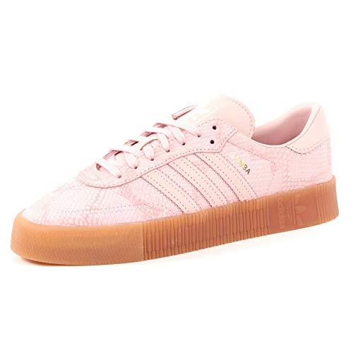 adidas Originals B28164 SAMBAROSE W Zapatillas para Mujer