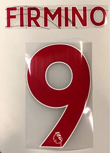 flock Original Premier League Trikot 23cm - FIRMINO 9