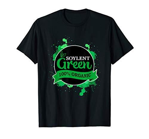 Soylent green t shirt