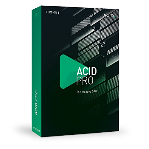 ACID Pro Version 8 - Professional Music Production with Acidized Loops Acid Music Studio Loops