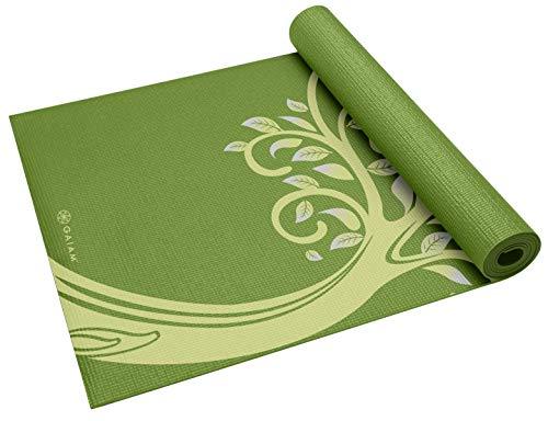 Gaiam Yogamatten Print Yoga Mat, Tree Of Wisdom, 3 mm, 60520