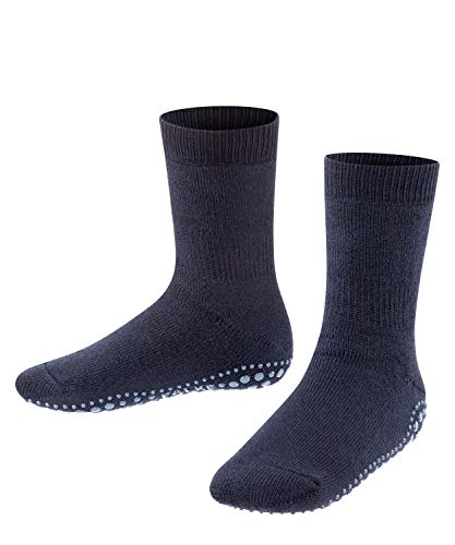 FALKE unisex-Kinder Socken, Catspads K CP-10500, Blau (Dark Marine 6170), 27-30