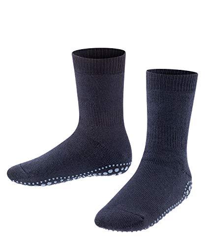 FALKE unisex-Kinder Socken, Catspads K CP-10500, Blau (Dark Marine 6170), 39-42