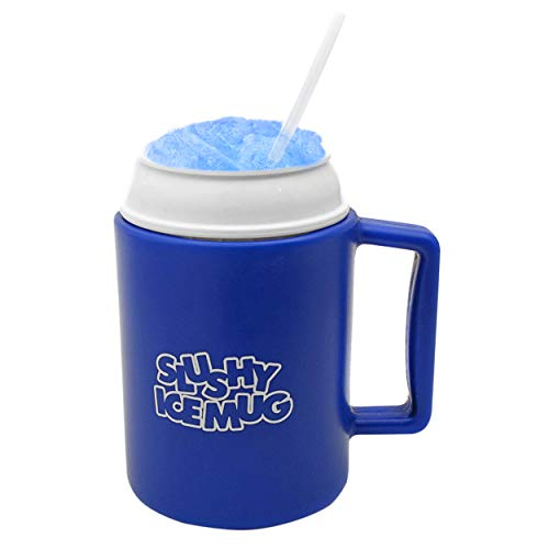 Original Slushy Mug - Magic Slush Maker Freeze Becher für Wassereis in Sekunden