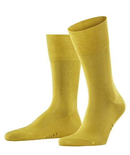 FALKE Herren Socken, Tiago M SO-14662, Gelb (Deep Yellow 1007), 43-44