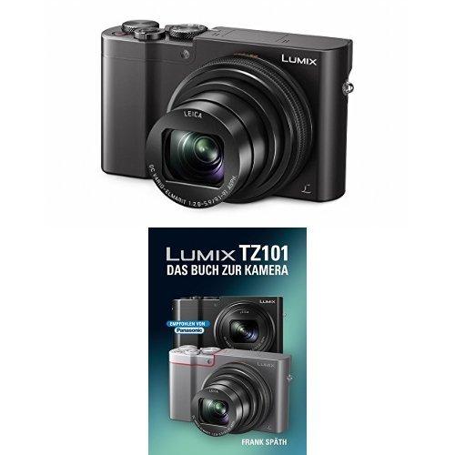 Panasonic Lumix DMC-TZ101EGK Travelzoom Kamera (LUMIX TZ101 Handbuch, schwarz)