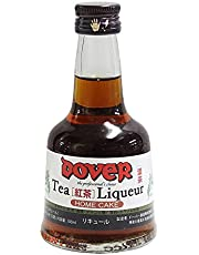 【mamapan】リキュール ティーリキュール 紅茶[濃茶] ドーバー 100ml 紅茶リキュール