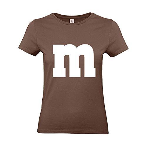 - Braun M&m Kostüm