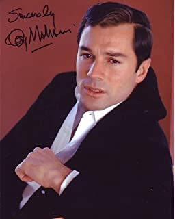 GEORGE MAHARIS signed autographed photo ROUTE 66