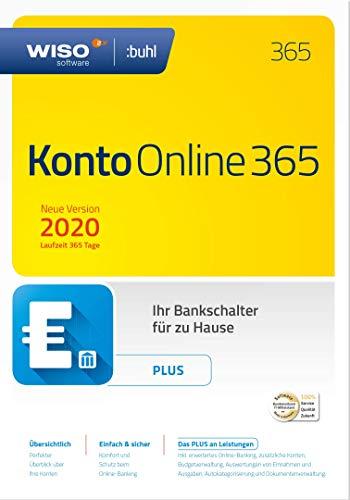 WISO Konto Online Plus 365 [Online Code]|PC Aktivierungscode per Email
