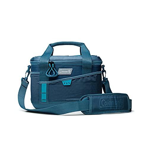 Coleman SPORTFLEX - Refrigeradores Suaves, Color Azul océano, 16 latas