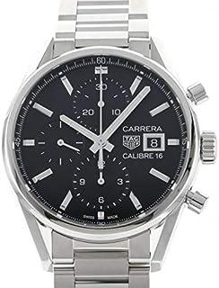 タグ・ホイヤー TAG HEUER カレラ キャリバー16 クロノグラフ CBK2110.BA0715 新品 腕時計 メンズ (CBK2110BA0715) [並行輸入品]