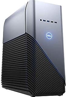 Dell Inspiron 5676 Gaming PC 16GB RAM, 512GB SSD+1TB HDD, AMD Ryzen 7 2700 8-Core up to 4.10 GHz, Radeon RX580 4GB, VR Ready Desktop, RJ-45 Ethernet, Windows 10