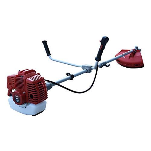 RAIKER Desbrozadora desmalezadora desyerbadora motosierra Swedish Husky Power motor a gasolina de 52cc USO AGRÍCOLA HKD5200