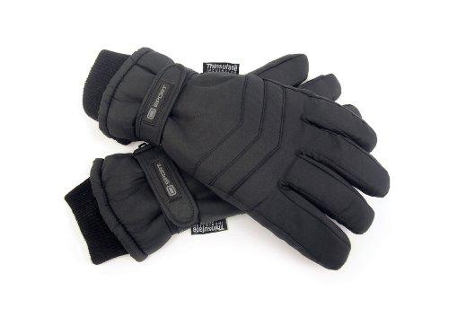 Gants de ski conservant la chaleur Thinsulate avec matire anti dŽrapante taille L/XL - Import Royaume Uni