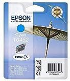 Epson C13T04524010 - Cartucho de tinta, cian válido para EPSON Stylus CX6400 / CX6600 / CX3650 / C84 / C86 / C64 / C66