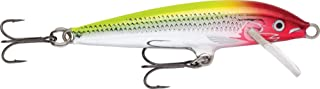 Rapala Original Floater 07 Fishing lure, 2.75-Inch, Clown