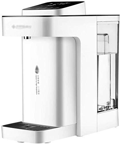 LIANYANG Dispensador de Agua con Grifo Digital instantáneo Caliente,Caliente,con Pantalla táctil LED Blanca,termostato Ajustable,Ideal para la Cocina del hogar y la Oficina de preparación de café,té