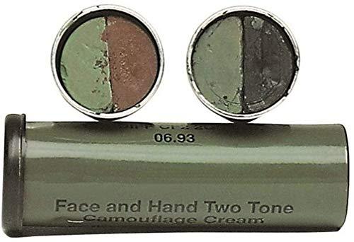 Mil-Tec Brit.Tarnschminkstift - brun-olive, unique