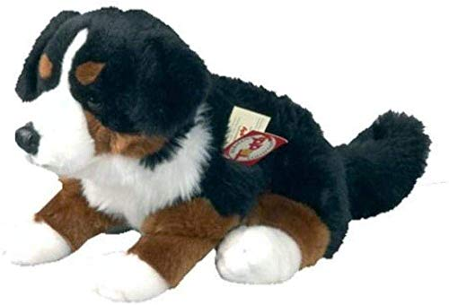 LINQ Hermann Teddy Collection 928713 29 cm Berner Berghund Sitzen Plüschtier von Hermann Teddy Kollektion von Hermann Teddy Collection Qianmianyuan