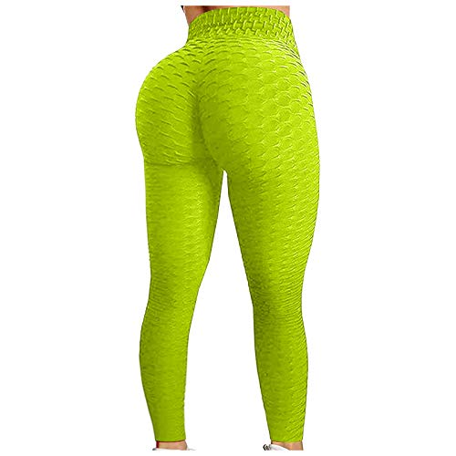 Leggings de deporte anticelulítico Slim Fit Butt Lift leggings de deporte pantalones de yoga compresión...