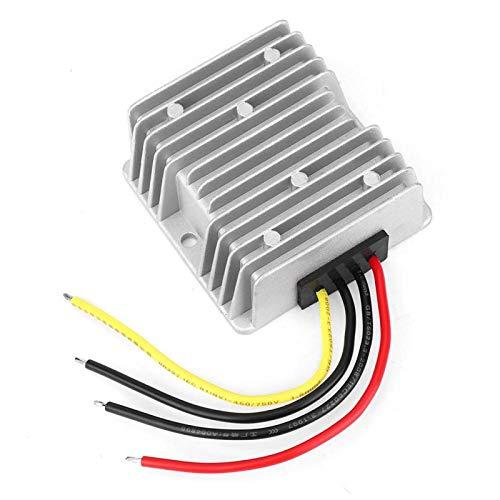 Convertitore di tensione in metallo riduttore per motori (da 60V a 12V10A120W)