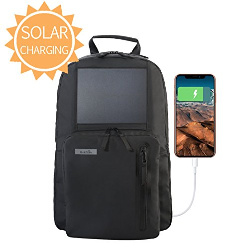 Birksun Solar Backpack (Mythos Black)
