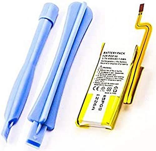 AccuCell - Batería para iPod 5G (30 GB, 616-0230, EC008-2)