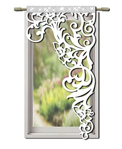 Inox Trade Vorhänge Paneel 70x140cm Bild