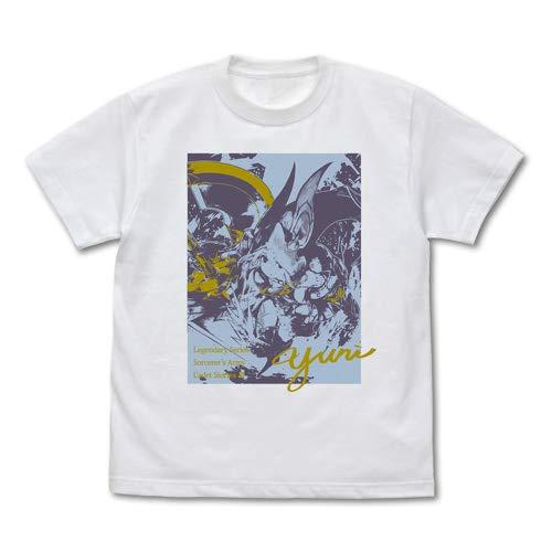 チェインクロニクル3 魔法兵団学生伝 ユニ Tシャツ ホワイト Lサイズ
