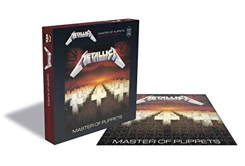 Master of Puppets (500 Piece Puzzle)