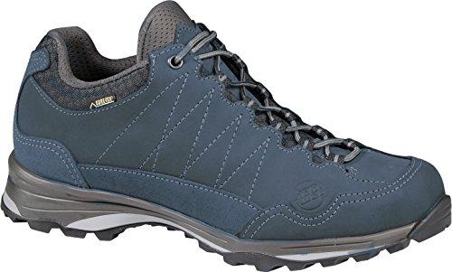 Hanwag M Robin Light GTX Blau, Herren Gore-Tex Hiking- und Approachschuh, Größe EU 42.5 - Farbe Marine