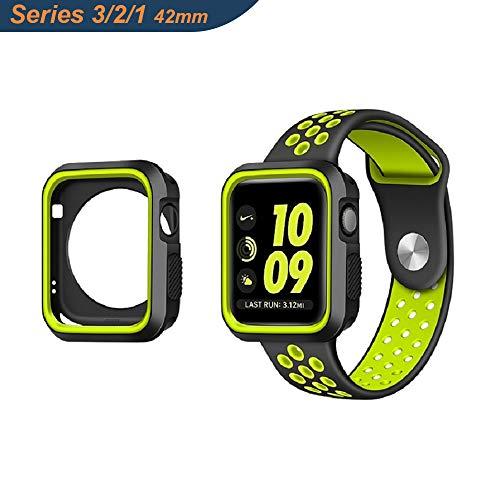 Adurei - Apple Watch 42mm Case Cover for Apple Watch